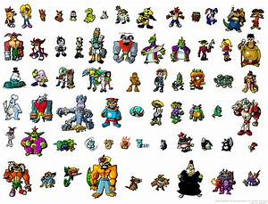 Opinions on List of Crash Bandicoot series characters