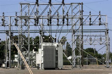 blackout pge upgrading  substations