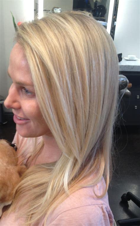 light blonde hair with highlights light blonde highlights jonathan george