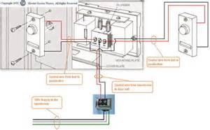 HD wallpapers wiring diagram for 2 button doorbell