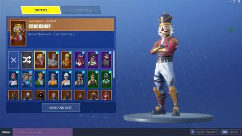 fortnite account ps rare skins fortnite