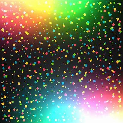 Celebration Confetti Background Colorful Vector Vecteezy Graphics