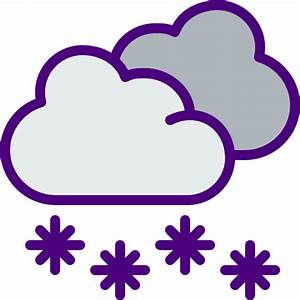 Snowy - Free weather icons