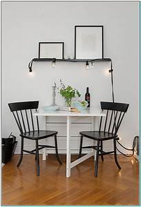 Small dining tables for apartments torahenfamiliacom for Dining tables for small apartments