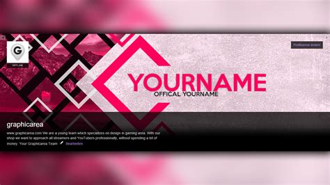 Twitch Offline Banner Template Size by Elegant Twitch Banner Template Aguakatedigital Templates