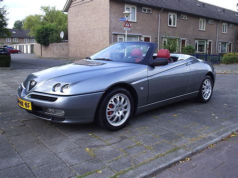 Alfa Romeo Spider And Mazda Miata