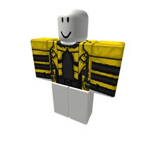 Roblox Gold Shirt