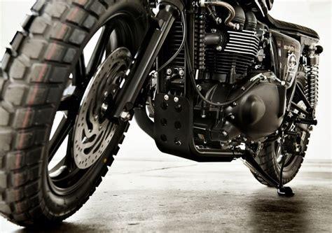 Triumph Bonneville Bobber In ´60er Style