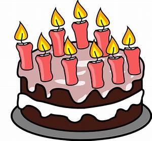 Free Birthday Cake Clip Art   Clipart Panda - Free Clipart ...