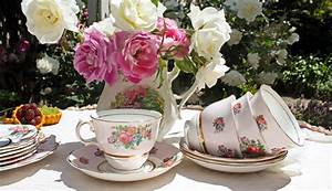 Garden Tea Party for Mother's Day
