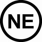 Icon Ne Status Svg Iucn Icons Wikimedia