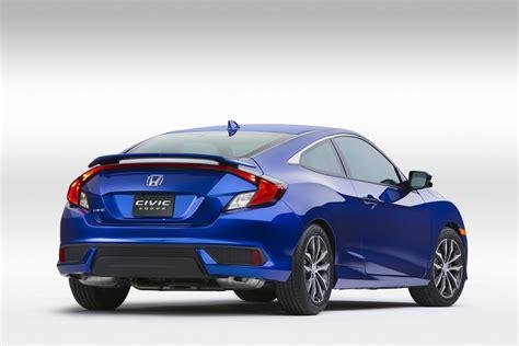 New 2016 Honda Civic Coupe Revealed Ahead Of La Auto Show