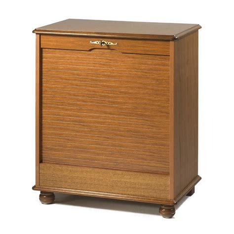 armoire à rideau bureau armoire de bureau à rideau chêne rustique president
