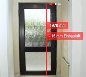 Tür Mit Fenster Zum öffnen : haust r ausmessen fensterhai ~ Frokenaadalensverden.com Haus und Dekorationen