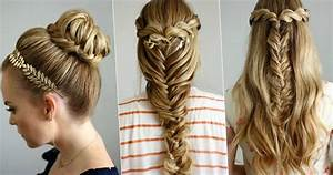 Peinados sencillos para hacer en casa