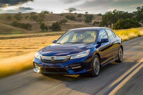 2017 Honda Accord Ex L by 2017 Honda Accord Hybrid Ex L Review
