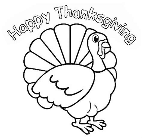 Coloring Turkey Pictures by Thanksgiving Day Turkey Trot Cincinnati Coloring Page