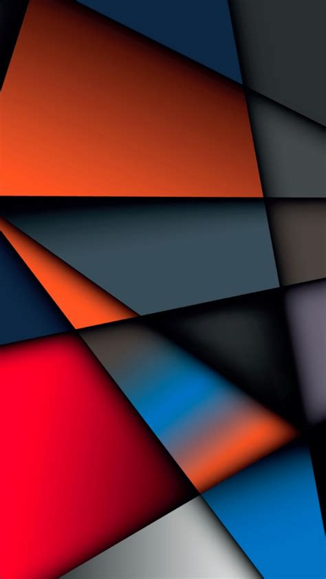 abstract iphone wallpaper abstract multicolor geometry shape iphone 5s wallpaper