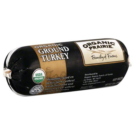 See how to cook ground turkey in chili, casserole, meatloaf, and more. Frozen Organic Prairie Ground Turkey Mince 336g - US ...