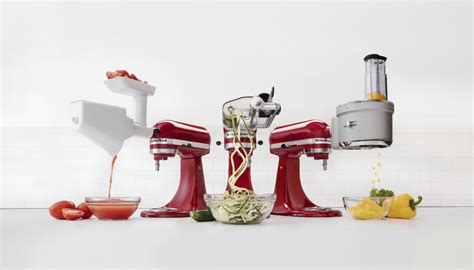 kitchen aide accessories stand mixer attachments kitchenaid 2170