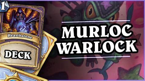 murloc warlock 1 2 hearthstone decks standard 2016