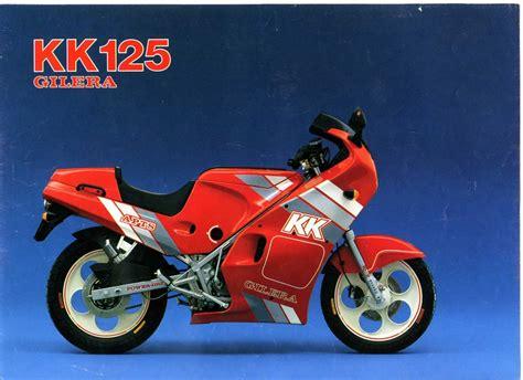 gilera kk 125 specs 1989 1990 autoevolution