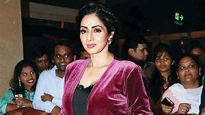 Fans pay special tribute to Sridevi by screening 'Lamhe ...