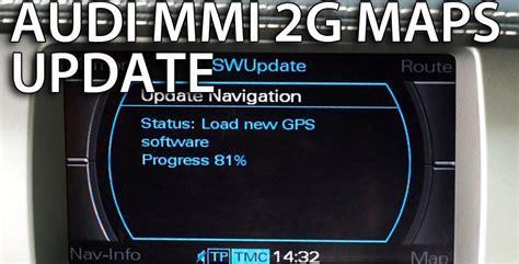 audi mmi  navigation dvd maps europe