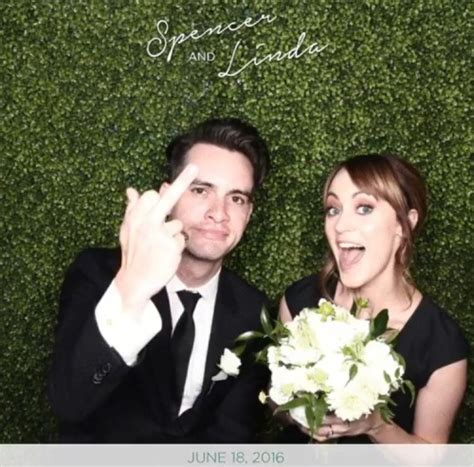 Brendon Urie And Sarah Orzechowski Wedding Tumblr