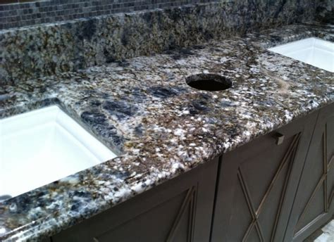 Get Touched By Blue Flower Granite And Countertops ? Home