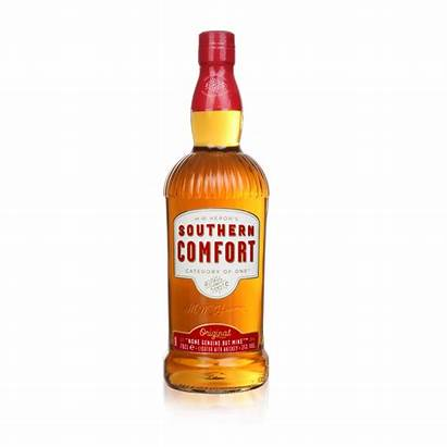 Comfort Southern Brand Iconography Launches Alcohol Packaging