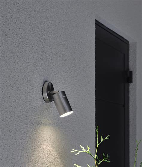 adjustable outdoor wall light