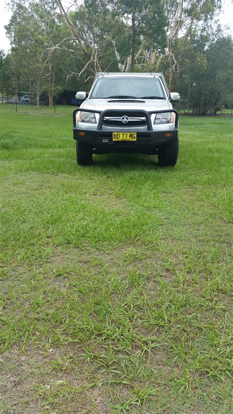 2009 Holden Colorado Lx 4x4 Rc For Sale Or Swap Qld