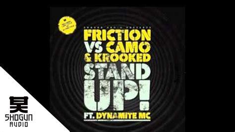 Friction Vs Camo & Krooked
