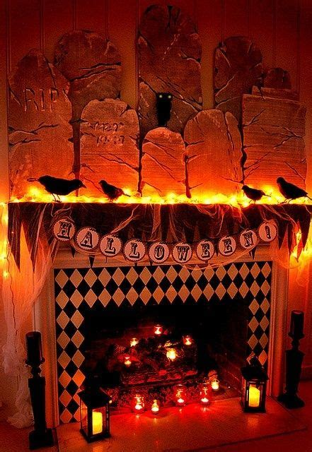 awesome halloween indoor decor ideas digsdigs