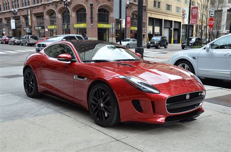 Jaguar Type R by 2015 Jaguar F Type R Stock B912a For Sale Near Chicago
