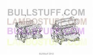2008 Lamborghini Gallardo Superleggera Usa Engine  100 01 00