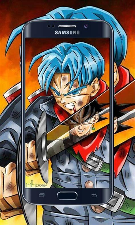 wallpapers dragon dbs anime  android apk