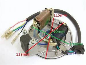 Ignition Stator Flywheel For Lifan 90 110 125 For Sale On 2040