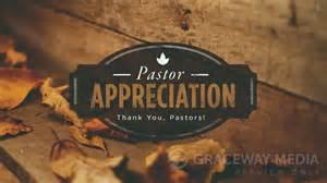 pastor appreciation graceway media