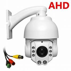 Outdoor Security 4 U0026quot  Mini Ahd Ptz Camera 1 3mp 960p 20x Zoom Auto Focus Ip66