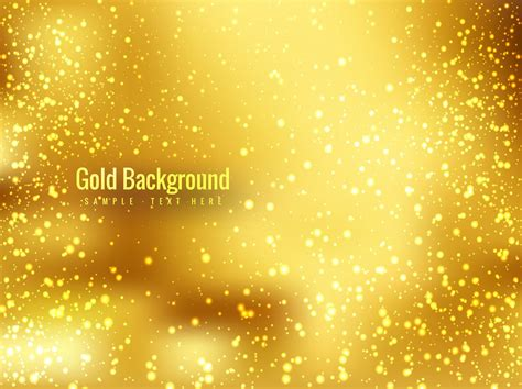 vector shiny gold background vector art graphics