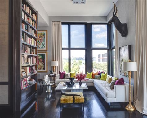 Jamie Drake's Trendy New York Apartment « Adelto Adelto