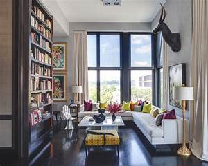 jamie drake39s trendy new york apartment adelto adelto With interior design for small nyc apartments
