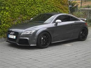 Audi Tt Rs Occasion : audi tt pas cher audi tt rs roadster 2 5tfsi plus 360 essence occasion de couleur gris argent ~ Medecine-chirurgie-esthetiques.com Avis de Voitures