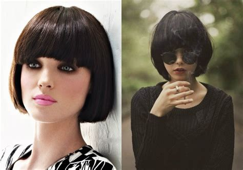 20 Best Ideas Of Curly Brunette Bob Hairstyles With Bangs