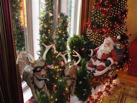 christmas entrance decoration  decorative