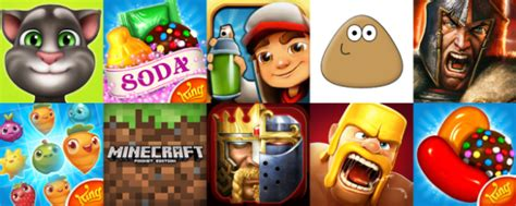 Top Earning Mobile Games In 2016 Techfeverr