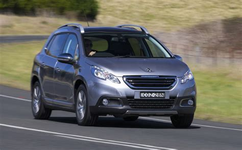 Peugeot Price by Peugeot 2008 Pricing And Specifications Photos 1 Of 13