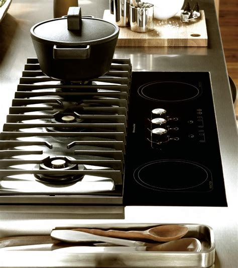 table de cuisson mixte gaz induction uprod